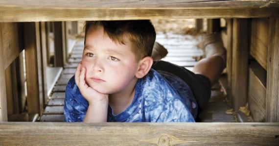 depresión-infantil